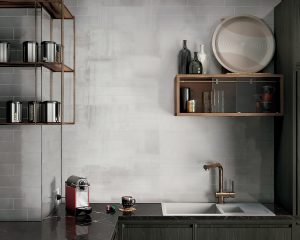 Casablanca wall times white kitchen tiles melbourne