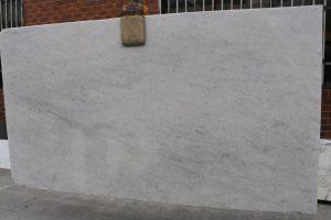 Bianco Carrara Honed Slabs